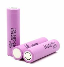 3.7V 18650 Battery 2600mAh 26F 20A Discharge Li-ion Rechargeable Flat with box