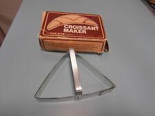 COUPE- Croissant Cutter Maker Vintage Kitchen Tool FOX RUN F CROISSANT MAKER