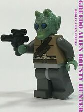 LEGO STAR WARS GREEDO BOUNTY HUNTER THE MANDALORIAN FETT HENCHMAN 100%LEGO NEW