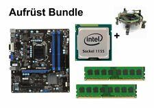 Aufrüst Bundle - MSI B75MA-P45 + Intel i7-3770S + 4GB RAM #76196