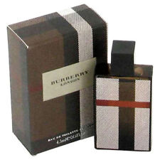Burberry London for Men by Burberry Miniature Edt Splash 0.15oz/5ML New In Box