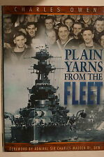 British Royal Navy Plain Yarns From The Fleet Reference Book