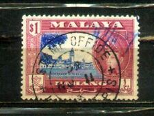 1957 Malaya Malaysia States Pahang $1
