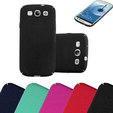 Hard Cover for Samsung Galaxy S3 / S3 NEO Shock Proof Case Frosty Mat Rigid TPU