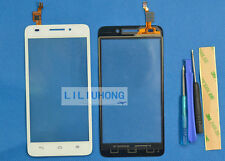 White New Touch Screen Digitizer Glass Repair For Huawei Ascend G620S +Tools