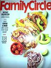 FAMILY CIRCLE MAGAZINE September 2015 RECIPES Organizing COFFEE & BEER HEALTHY