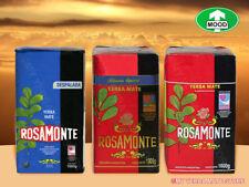 YERBA MATE - Rosamonte Variety Pack - 3 Kilos - FREE Shipping!