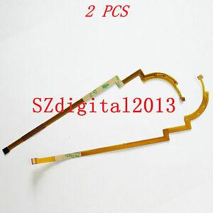 2PCS/ Lens Aperture Flex Cable For Canon EF 100-400mm 1:4-5.6 L IS Repair Part