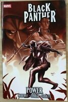 BLACK PANTHER Power (2010) Marvel Comics TPB VG+/FINE- 1st