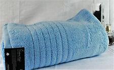 Brand New 4 Bath Towel Set 100% Egyptian Cotton Luxury 630GSM -Sky Blue