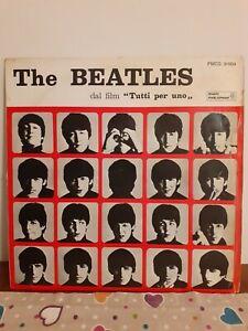 The Beatles - Tutti Per Uno 1964 ed italiana Parlophon PMCQ 31504