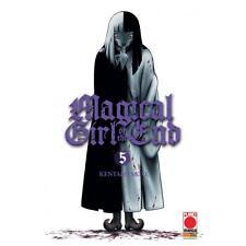 MAGICAL GIRL OF THE END 5 - PLANET MANGA PANINI - NUOVO