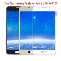 For Samsung Galaxy A3 2016 SM-A310F LCD Display Screen Digitizer Replace Lot