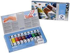 van Gogh Watercolour Basic Set - 10ml x 10 Colour