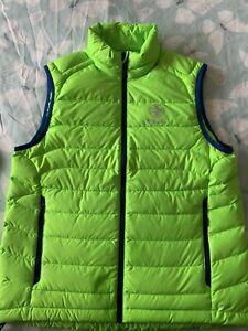 Ralph Lauren Sport RLX gilet/body warmer - medium 100% Genuine