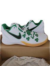 Nike Kyrie Flytrap II 2 Boston Celtics Shamrock - Sz 10.5 - White Green Gum DS