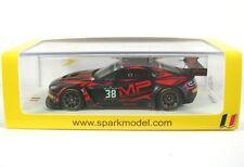 Aston Martin Vantage GT3 N ° 38 10e 24h SPA 2014 (R. Abra - J. Osborne - M. Pool