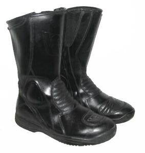 """"""" Gaerne """" Men's Motorcycle Boots / Biker Boots IN Black Approx. 41,5"""