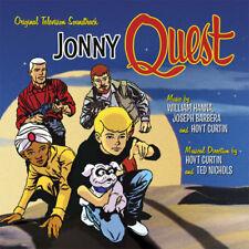 Jonny Quest Original Television Soundtrack CD Hoyt Curtin LIMITED 19CDJ09
