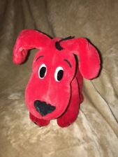 "Clifford The Big Red Dog 12"" Plush Stuffed Animal *7*"