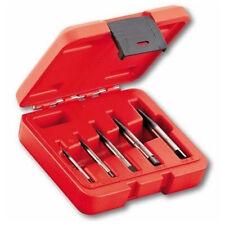 USAG Serie di 5 estrattori conici 1÷5 acciaio rimozione viti prigionieri 458 S5