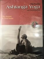 Brand New Ashtanga Yoga DVD The Practice 2nd & 3rd Series With David Swenson