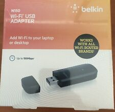 BELKIN USB ADAPTER N150 DRIVERS PC
