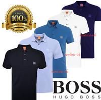 Hugo Boss Polo Orange and Classic on Sale!!