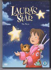(GU977) Laura's Star, The Movie - 2004 DVD