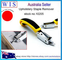 Heavy Duty Staple Remover,Upholstery Tools for Removes Almost Any Staples-10205