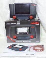Märklin 60216 DIGITAAL besturing CENTRAL STATION 3 PLUS volledig nieuw in doos