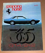 Prancing Horse Magazine #35 1973 3rd Q Ferrari Club of America