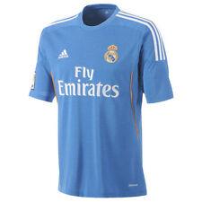 Maillots de football de clubs espagnols bleus adidas