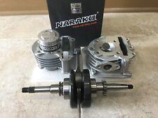 Scooter GY6 QMB139 50cc High Quality Naraku 52.4mm Big Bore and 44mm Stroker