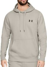 Under Armour Rival Mens Fitted Pull Over Training Hoody - Grey