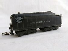 1950's AMERICAN FLYER 6-AXLE DIE-CAST TENDER NEW YORK CENTRAL for 344 / 324