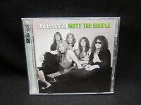 The Essential Mott the Hoople - Near Mint - New Case!!!!!