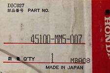 1988 HONDA CBR1000 (HB50) NOS 45100-MM5-007, 45100-MM5-887 LEFT FRONT CALIPER