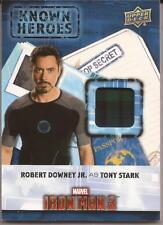 Capitán América Héroes de la guerra civil conocida Walmart recuerdos reliquia KH-a Tony