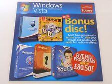 Windows VISTA RIVISTA CD-ROM-LUGLIO 2008-Issue 19-DISC 2-Bonus disc