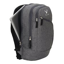Hynes Eagle 15 inch Slim Laptop Tablet Backpack College Shoulder Bag