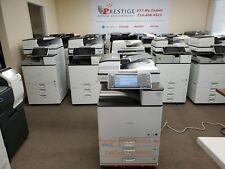 Ricoh Mp C2503 Color Copier Printer Scanner Super Low Meter Only 32k