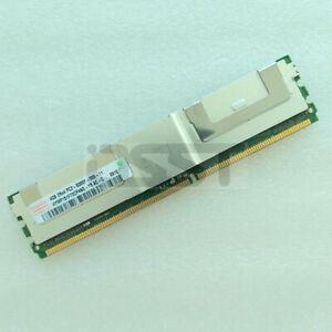 Hynix DDR2 4GB PC2-5300F 667MHZ Server DRAM Memory Module FBDimm FB-Dimm 240pin