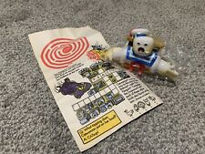 Stay S'more Puft Marshmallow Man Brad Hill Vinyl Toy BNG Ghostbusters Bottleneck