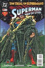 Superman - Man of Steel (1991-2003) #50