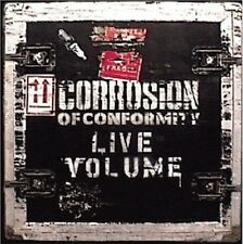CORROSION OF CONFORMITY - Live Volume CD