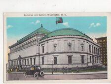 Corcoran Art Gallery Washington DC Vintage USA Postcard 510a