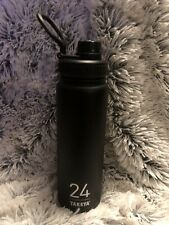 Takeya ThermoFlask Insulated Stainless Steel Water Bottle 24 oz Asphalt
