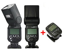 Yongnuo YN968EX-RT Wireless Master TTL HSS Flash fr Canon + YN-E3-RT Transmitter