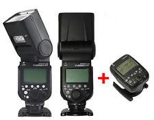 Yongnuo YN968EX-RT Wireless Master TTL HSS Flash fr Canon + YN-E3-RT Transmitter